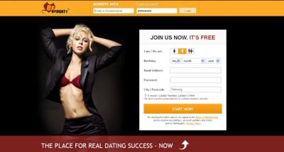 Aff Dating-Website